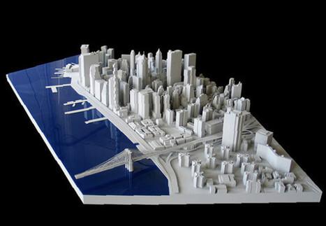 plastico architettura stmapa 3d