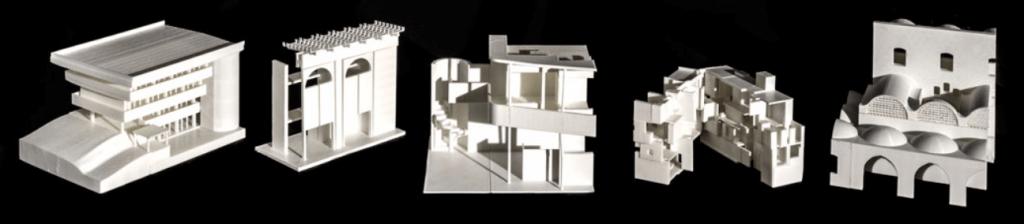 plastico architettura stampa 3D sharebot