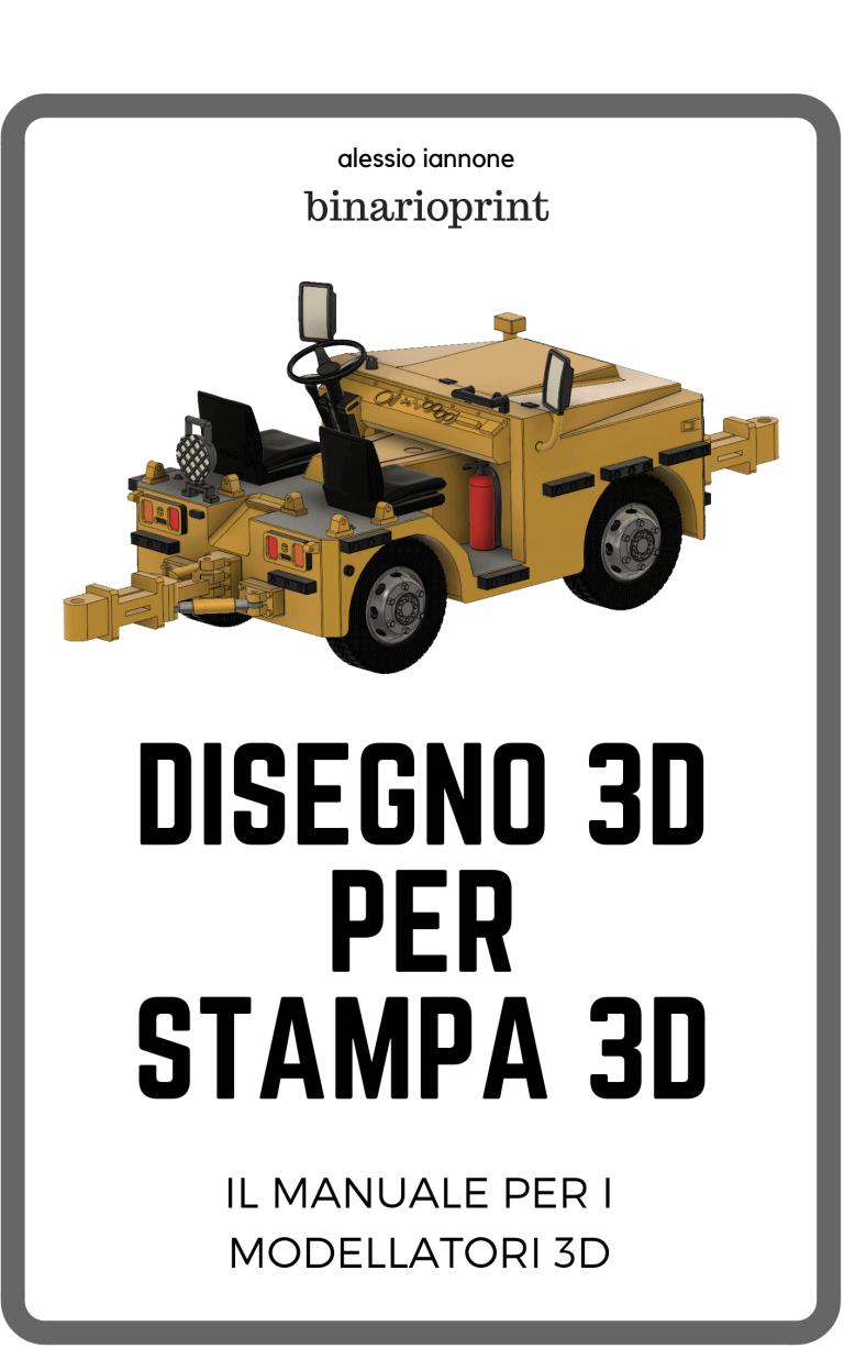 disegno per stampa 3d